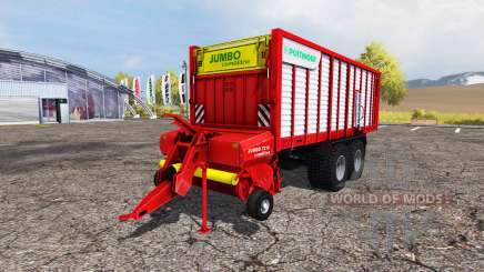 POTTINGER Jumbo 7210 для Farming Simulator 2013