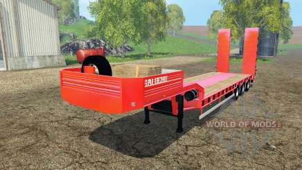 Semitrailer Galucho для Farming Simulator 2015