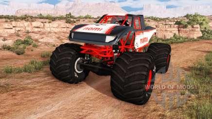 CRD Monster Truck v1.05 для BeamNG Drive
