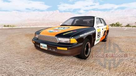 Gavril Grand Marshall racing custom v0.6.6 для BeamNG Drive