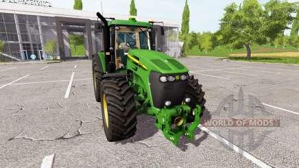 John Deere 7820 для Farming Simulator 2017