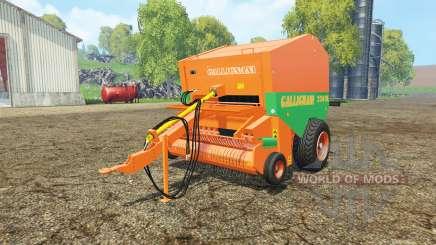 Gallignani 9250 SL для Farming Simulator 2015