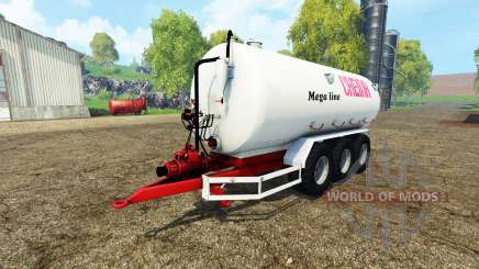 Creina CVC 25000 для Farming Simulator 2015