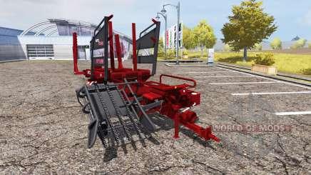 Arcusin AutoStack FS 53-62 для Farming Simulator 2013
