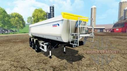 Schmitz Cargobull для Farming Simulator 2015