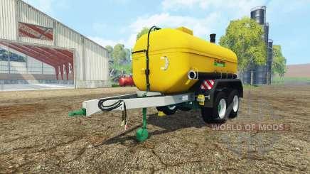 Zunhammer K 15.5 PU для Farming Simulator 2015