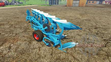 Lemken Juwel 8 для Farming Simulator 2015