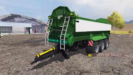 Krampe Bandit 800 v2.1 для Farming Simulator 2013