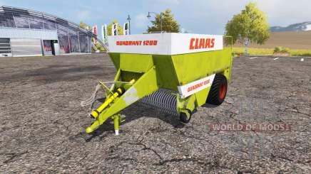 CLAAS Quadrant 1200 для Farming Simulator 2013