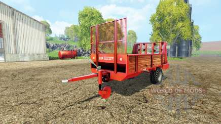 SIP Orion 40R-CL для Farming Simulator 2015
