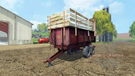 ПСТ 9 для Farming Simulator 2015