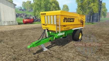 JOSKIN Trans-CAP 5000-14 v1.1 для Farming Simulator 2015