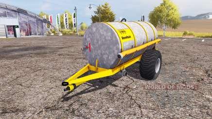 Veenhuis slurry tanker v1.1 для Farming Simulator 2013