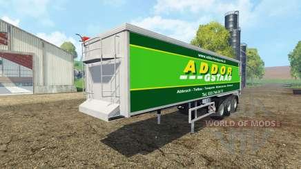 Kroger Agroliner SRB3-35 addor gstaad v0.1 для Farming Simulator 2015