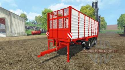 ANNABURGER HTS 29.06 v1.1 для Farming Simulator 2015