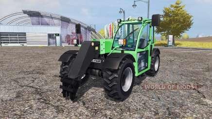 Deutz-Fahr Agrovector 35.7 для Farming Simulator 2013