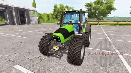 Deutz-Fahr Agrotron 165 Mk3 v2.1 для Farming Simulator 2017