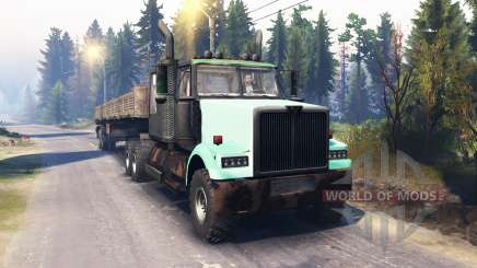 Western Star 4900 v2.0 для Spin Tires