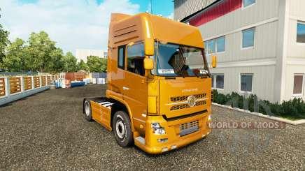 Dongfeng DFL 4181 v2.0 для Euro Truck Simulator 2