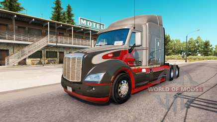 Обвес на тягач Peterbilt 579 для American Truck Simulator