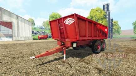 Orenge ORMTP 120 для Farming Simulator 2015