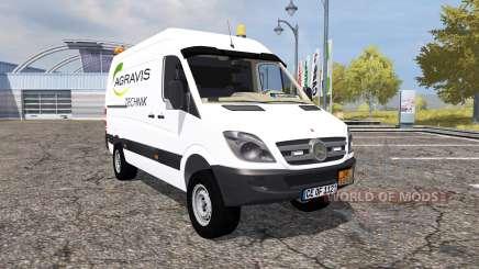 Mercedes-Benz Sprinter 311 CDI (Br.906) Agravis для Farming Simulator 2013