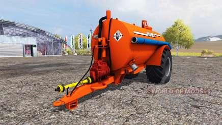 Abbey 2000R для Farming Simulator 2013