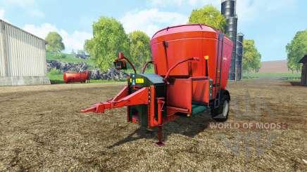 Kuhn Profile для Farming Simulator 2015