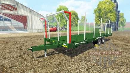 TF di Fattori 1140 PB multicolor для Farming Simulator 2015