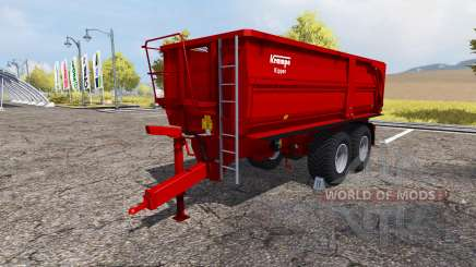 Krampe Big Body 650 v1.1 для Farming Simulator 2013