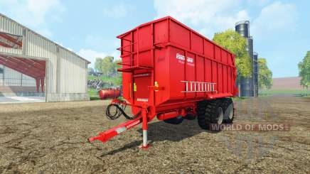 Krampe trailer для Farming Simulator 2015