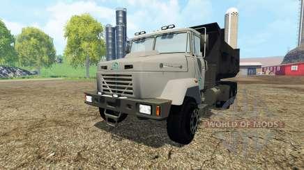 КрАЗ 6510 v5.0 для Farming Simulator 2015