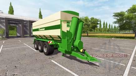 Krone TX 430 v1.1.1 для Farming Simulator 2017