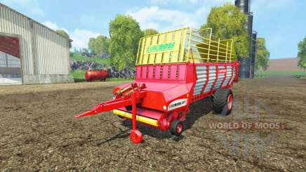 POTTINGER EuroBoss 330 T для Farming Simulator 2015