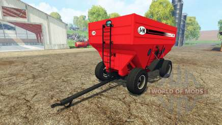 J&M 680SD для Farming Simulator 2015