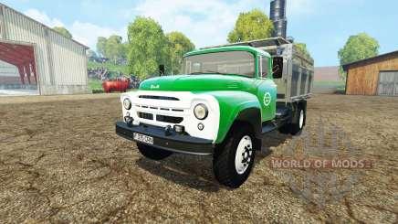 ЗиЛ ММЗ 555 v3.0 для Farming Simulator 2015