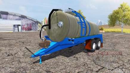 Fortschritt HTS 100.27 v2.1 для Farming Simulator 2013