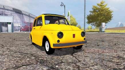 Fiat 500 (110) для Farming Simulator 2013