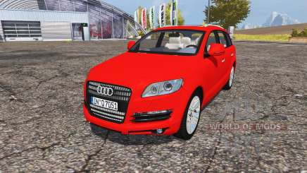 Audi Q7 (4L) v1.1 для Farming Simulator 2013