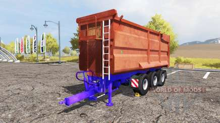 POTTINGER tipper trailer для Farming Simulator 2013