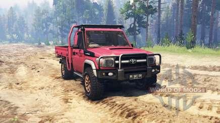 Toyota Land Cruiser 70 (J79) для Spin Tires