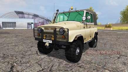 УАЗ 469Б v3.0 для Farming Simulator 2013