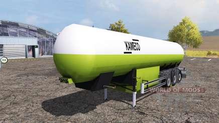 Kaweco tank manure для Farming Simulator 2013