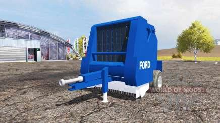 Ford 551 v2.0 для Farming Simulator 2013