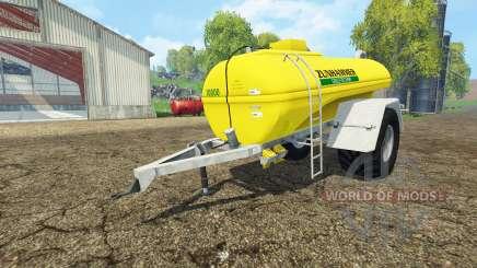 Zunhammer TS 10000 KE для Farming Simulator 2015