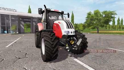 Steyr 6150 CVT для Farming Simulator 2017