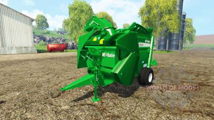 McHale C460 для Farming Simulator 2015