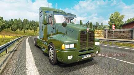 Kenworth T600 для Euro Truck Simulator 2