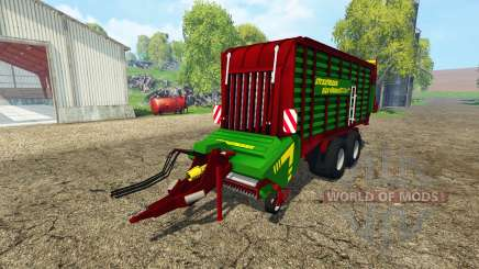 Strautmann Giga-Trailer III DO Dou plus для Farming Simulator 2015