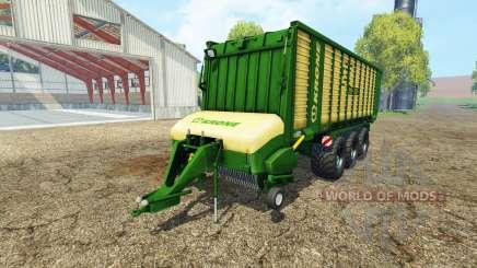 Krone ZX 550 GD для Farming Simulator 2015